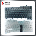 Black Silver US Version Laptop Keyboard For Dell Inspiron 630M 640M 1501 6400 9400 E1405 E1505 E1705 For Vostro 1000 XPS M140