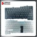 Prata preto versão dos eua teclado do portátil para dell inspiron 630 m 640 m 1501 6400 9400 e1405 e1505 e1705 para vostro 1000 xps m140