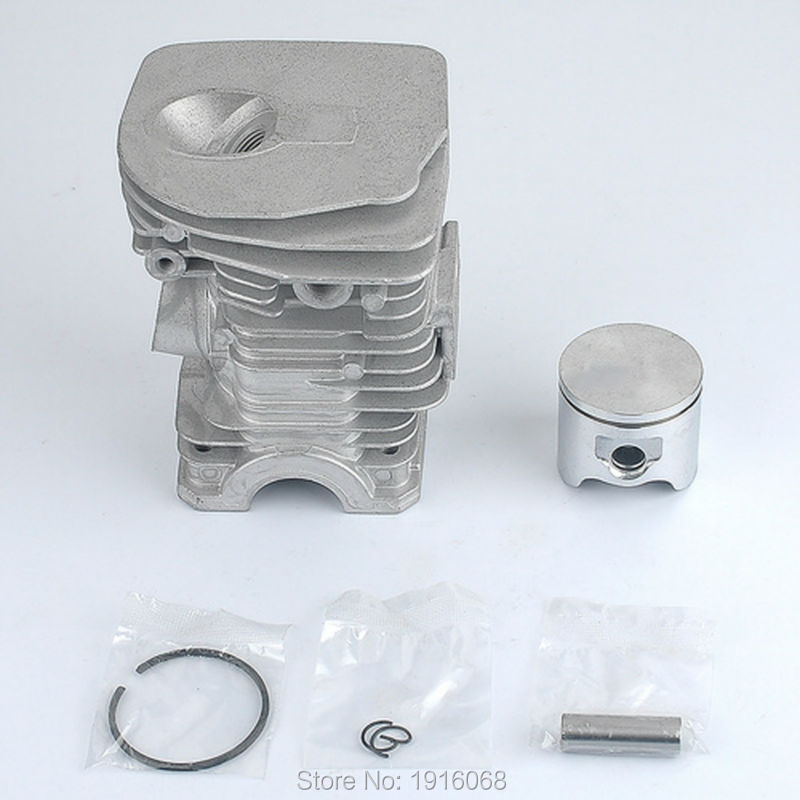 New 42 MM Cylinder Piston Pin Kit Assembly for HUSQVARNA 340 345 Chainsaw Cranshaft #503870276