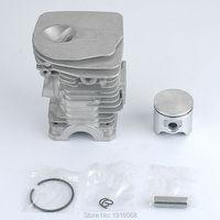 New 42 MM Cylinder Piston Pin Kit Assembly For HUSQVARNA 340 345 Chainsaw Cranshaft 503870276