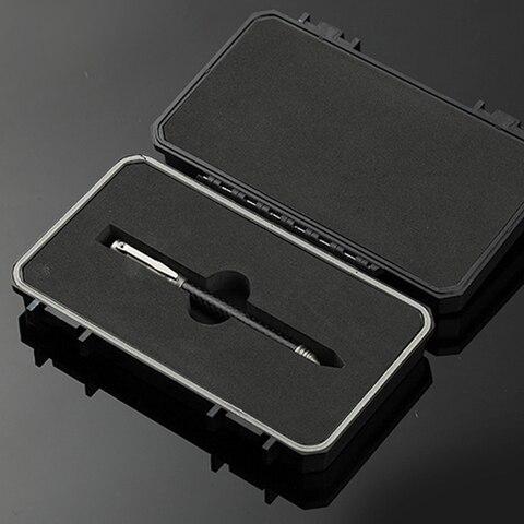 carbono titanio tatico caneta cabeca de