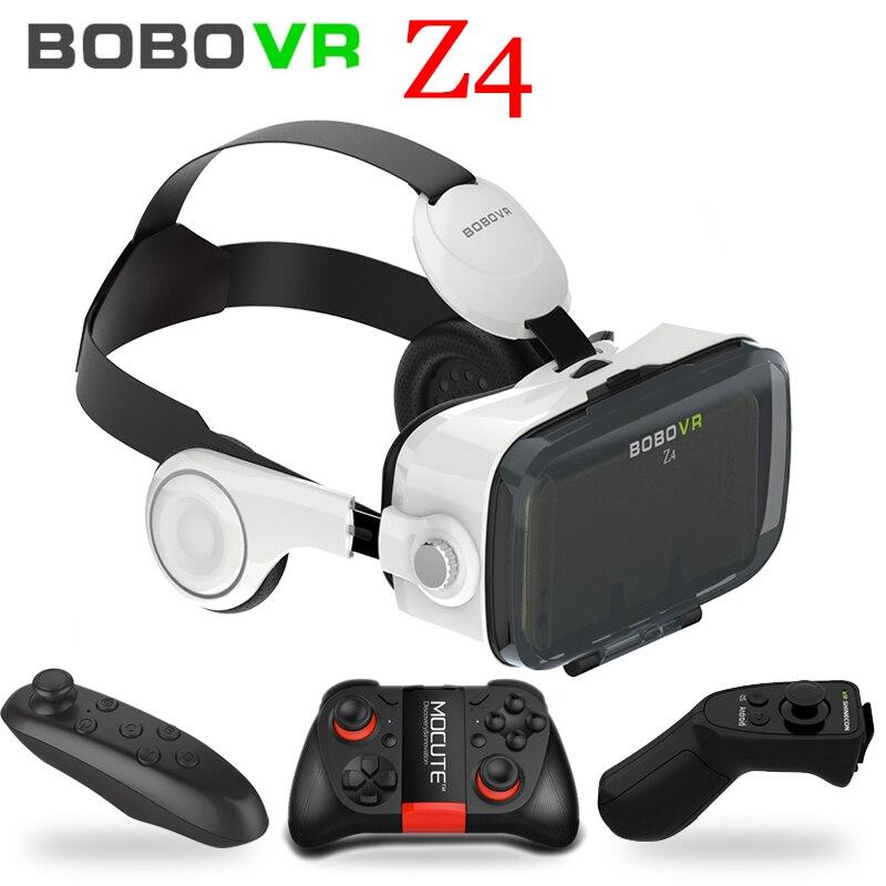 Original BOBOVR Z Virtual Reality D VR Glasses cardboard bobo vr z