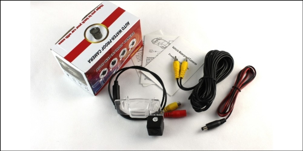 Car Camera For Mazda MPV 2000~2006 High Quality Rear View Back Up Camera For  CCD with RCA Package