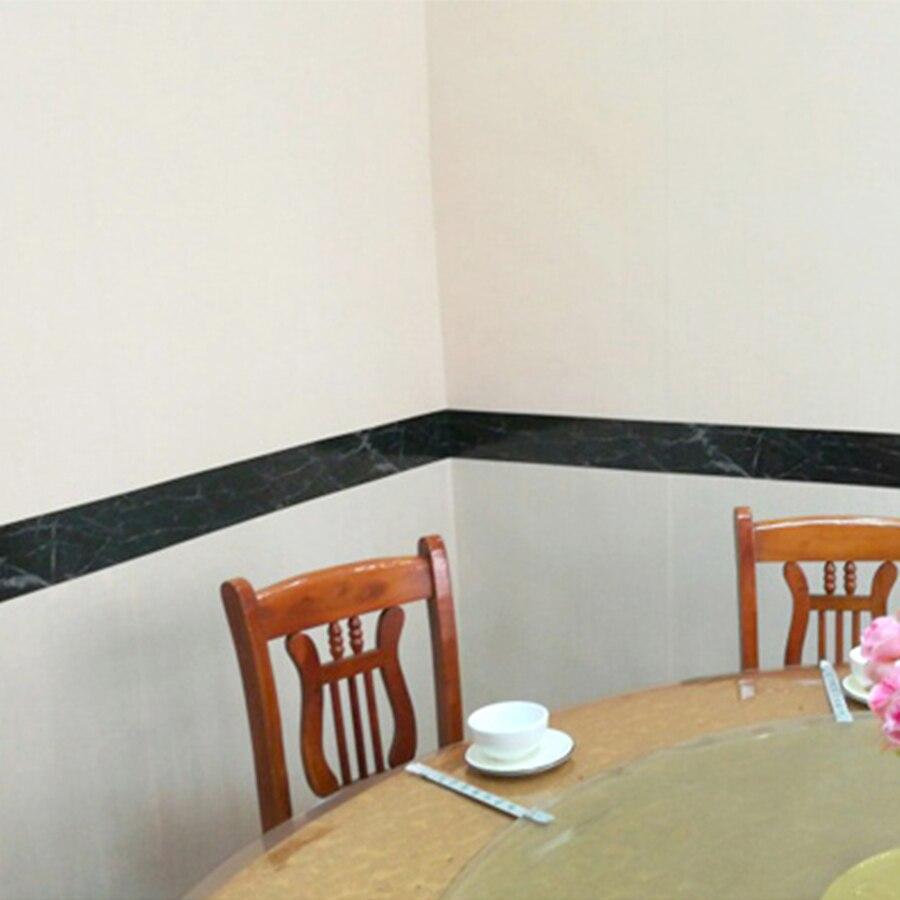 Midja DIY dekorativa klistermärken Kök PVC Självhäftande tapeter - Heminredning - Foto 5