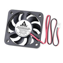5PCS/Lot GDT Superb 5010S 5V 9Blades 50mm 5cm Brushless Fan 50mmX50mmX10mm cooling heatsink
