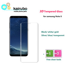 100PCS sFor Samsung Galaxy Note 8 Screen Protector Tempered Glass For Samsung Galaxy Note 8 Glass Film For Samsung Note 8 N950 < цена и фото
