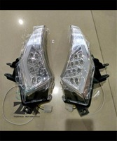 A Pair Clear LED Avant Fume Front Turn Signals Light Rear Turn Signals Rear Right And