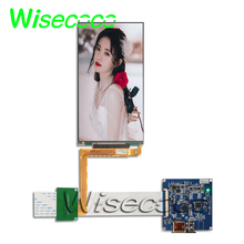 Original  2K 1440p 6ls060r1sx01 LCD Screen display with HDMI to MIPI controller board for VR Virtual 3D Printer Monitor