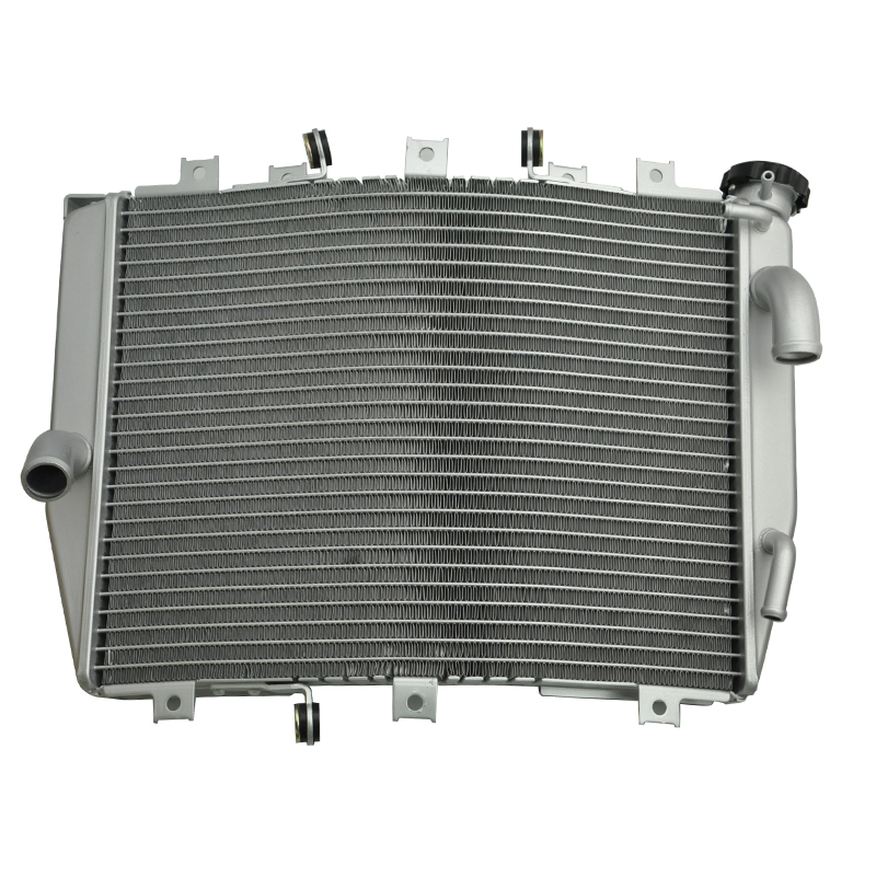 For Kawasaki ZX-10R ZX10R 2004 2005 ZX 10R 04 05 Motorcycle Parts Aluminium Cooling Cooler Replacement Radiator NEW