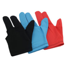 New Arrive 3 Finger Glove Left Hand Billiard Gloves Yoyo Gloves Protection Safeguard YoYo(China)