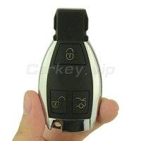 Llave de coche inteligente Remotekey  3 botones  433mhz  BGA para Mercedes Benz 2000 - 2014