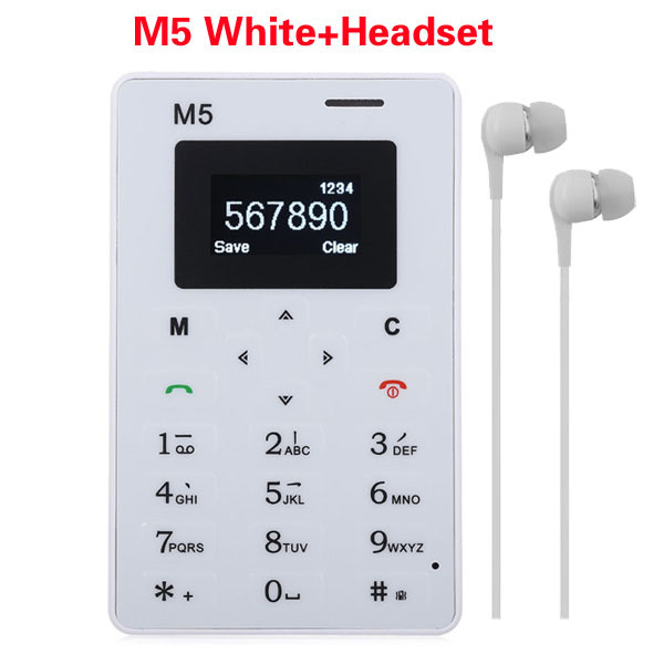 White ADD Headset