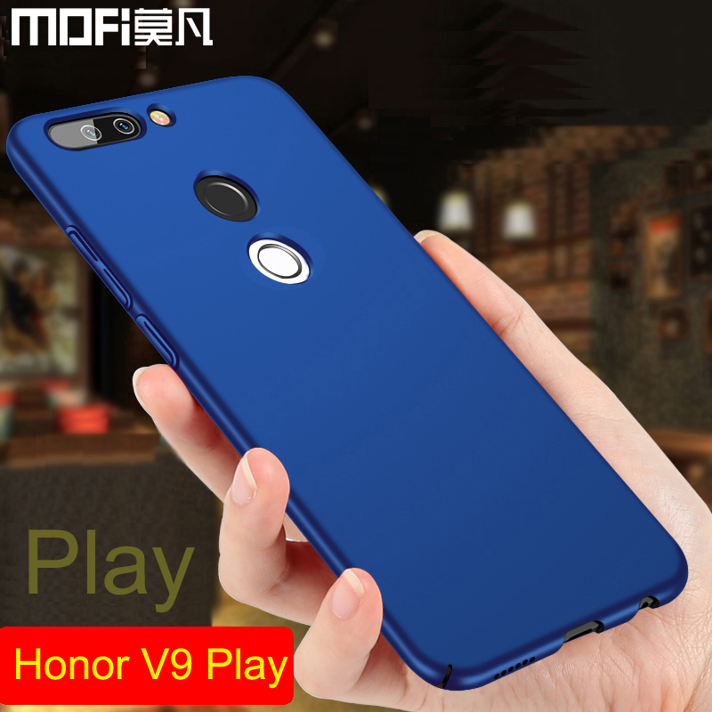 huawei honor v9 play case cover Mofi hard back honor v 9 play cover conque pc fundas huawei honor 6c pro case ...