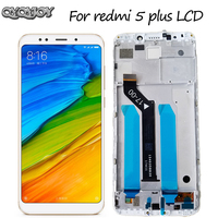 Xiaomi Redmi 5 Plus LCD Display Digitizer Touch Screen Assembly Frame For Redmi 5 Plus Replacement