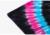 Aolamegs regatas homens tie dye rainbow color tee sem mangas T Homme 2017 Primavera Verão Moda Hip Hop Streetwear M-XXL