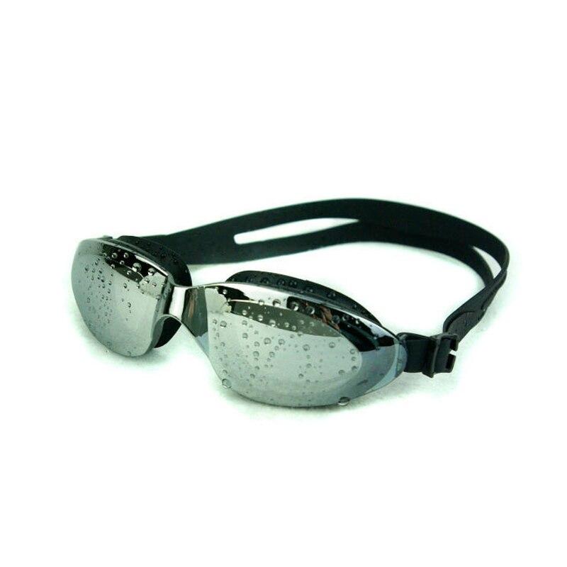 Adult Professional Waterproof Anti-Fog UV Swimming Swim Goggles Adjustable