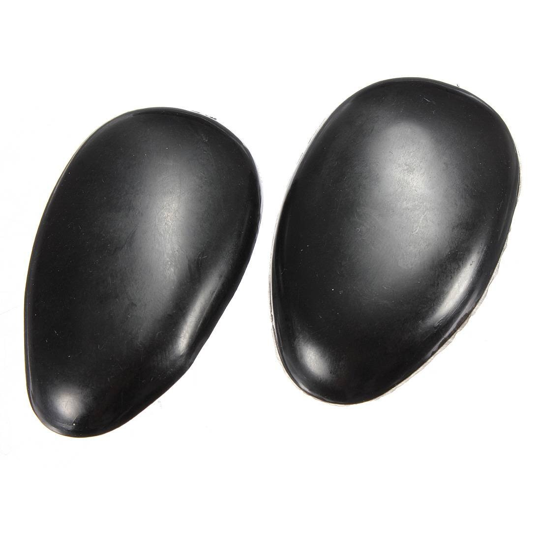 New 1 Pair Black Plastic Hair Dye Color Coloring Ear Cover Shield Protect Tint Clip Hairdressing Salon Accessories