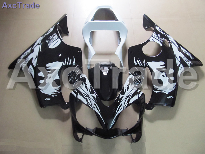 Moto Motorcycle Fairing Kit For Honda CBR600RR CBR600 CBR 600 F4i 2001-2003 01 02 03 ABS Plastic Fairings fairing-kit Black C147 gray moto fairing kit for honda cbr600rr cbr600 cbr 600 f4i 2001 2003 01 02 03 fairings custom made motorcycle injection molding