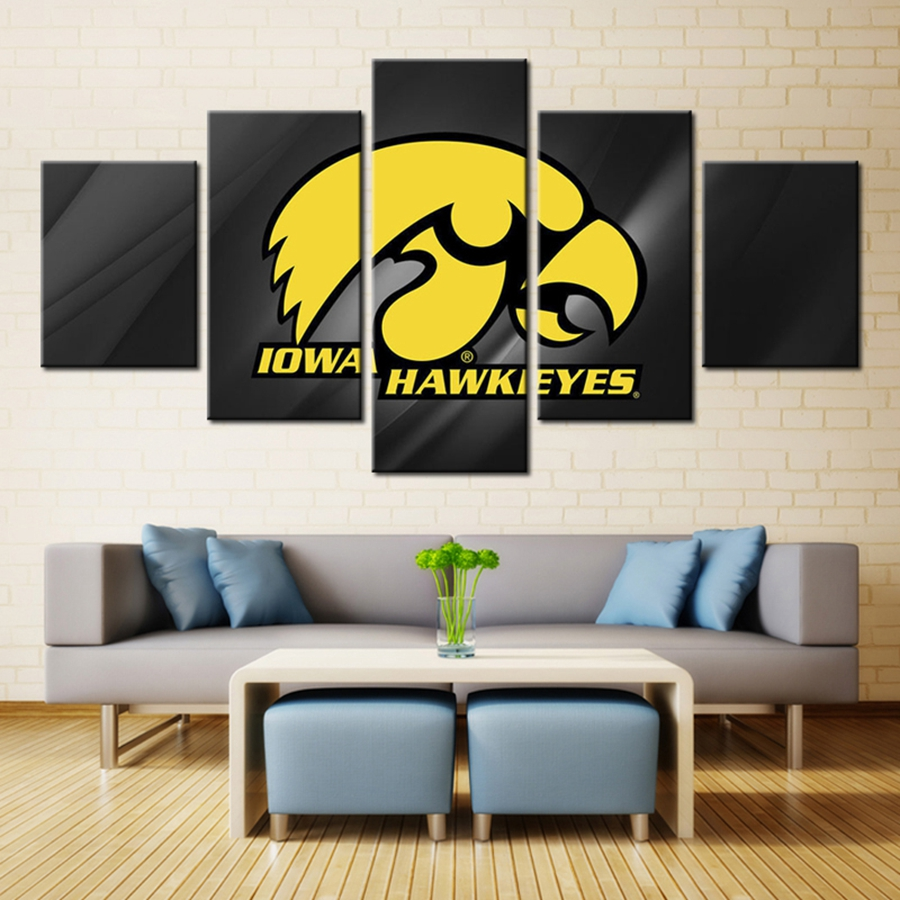 New Sale Football Team Sport Canvas For Living Room Wall Decor Abstract Art Painting