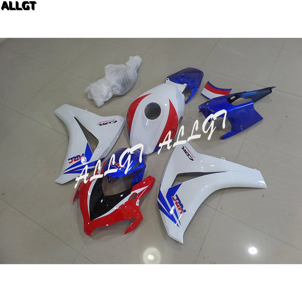 Aftermarket ABS Injection Fairing Kits Bodywork Fit Honda CBR 1000 RR CBR1000RR CBR 1000RR 2008 2009 2010 2011