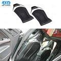 Задняя крышка из углепластика AMG для Mercedes A45 CLA45 GLA45 C63 AMG  задняя крышка для стула  автомобильные аксессуары  внутренняя отделка  Стайлинг
