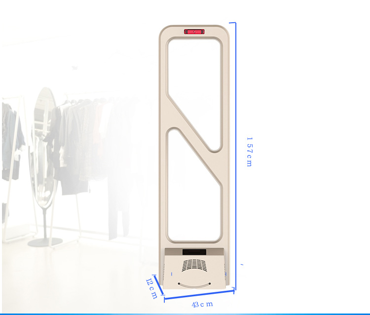 AM58Khz erleichtert das Ladengeschäft-Anti-Ladendiebstahl-System mit - Schutz und Sicherheit - Foto 4