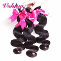 8A V SHOW Hair Products Peruvian Virgin Hair Body Wave Cheap Unprocessed Human Hair Peruvian Body Wave Hair 100G Free shipping