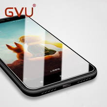 GVU 2.5D Tempered Glass For Xiaomi Redmi 2 3 4 4X Screen Protector Film Cover Explosion-proof For Xiaomi Redmi Note 2 3 4 Glass