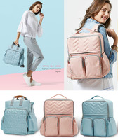Waterproof Mummy Bag Nappy Bag Fashion Mummy Maternity Large Capacity Baby Bag Travel Backpack Designer Nursing