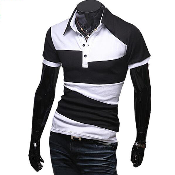 Aliexpress.com : Buy 2016 New Fashion Men's Polo Shirt Cotton ...