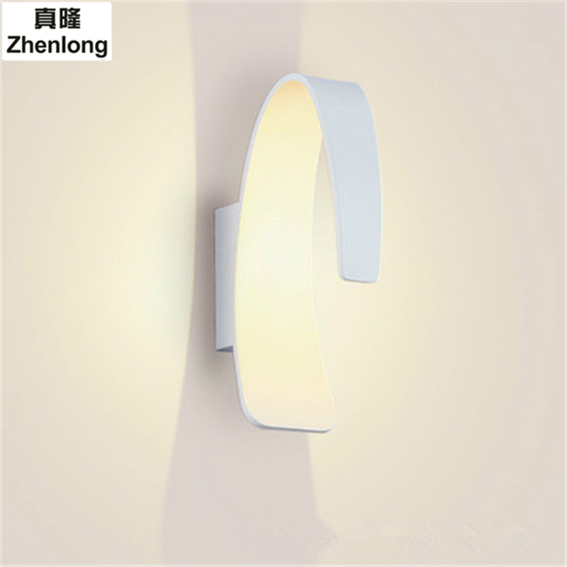LED Wall Light  Waterproof 3W AC85-265V COB Led Sconces Modern Home Lighting Indoor Outdoor Guest Bedroom Wall Lamp Decoration ultrathin led flood light 200w ac85 265v waterproof ip65 floodlight spotlight outdoor lighting free shipping