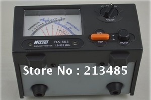 Image 5 - Nieuwe Originele TAIWAN NISSEI RX 503 SWR/Watt Meter 1.8 525 MHz 2/20/200 W voor twee weg Radio