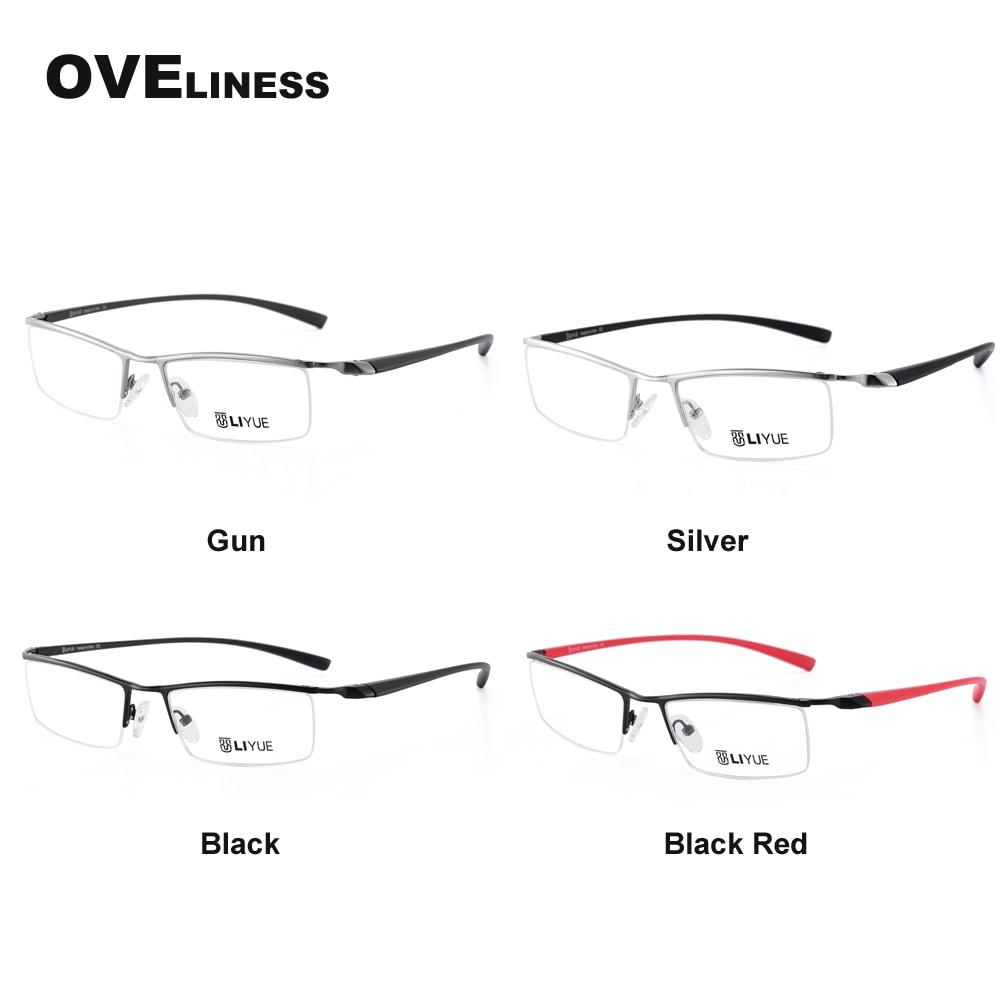 Moda Marka Dizayneri Optik Eynək çərçivə resepti Eyewear Clear - Geyim aksesuarları - Fotoqrafiya 5