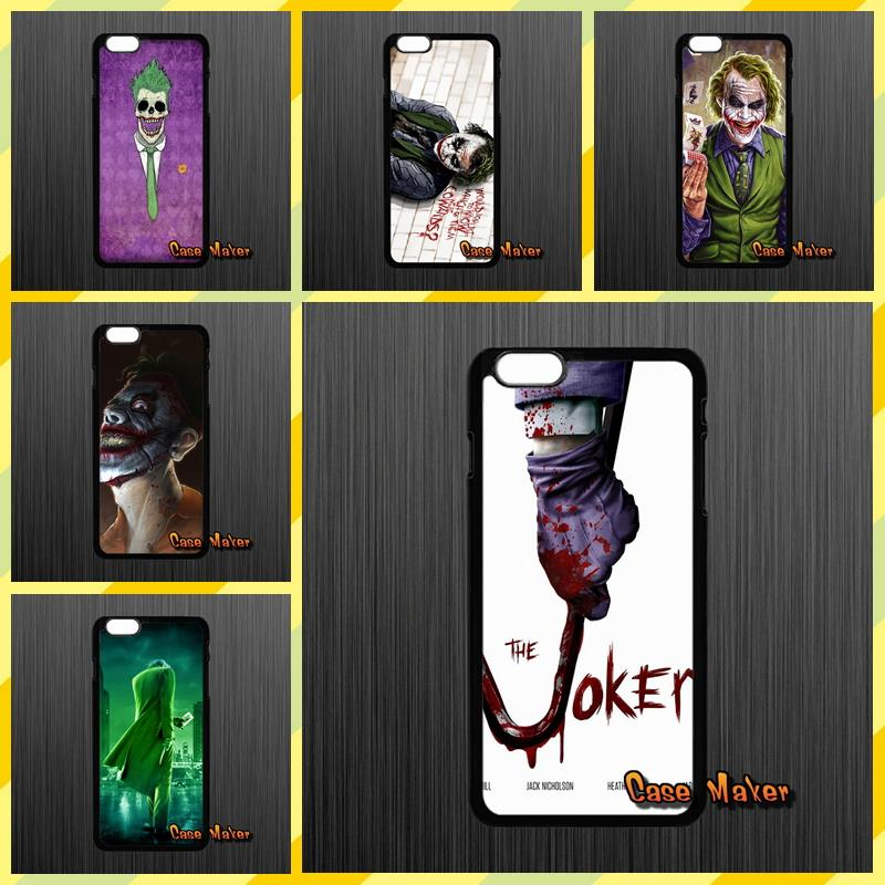 Arkham Origins Joker Batman Face Protective case cover For Samsung Galaxy 2015 2016 J1 J2 J3 J5 J7 A3 A5 A7 A8 A9 Pro