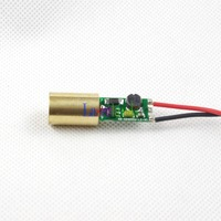 Focusable 650nm 5mw Red Dot Laser Module DC5V Locater 12x55mm