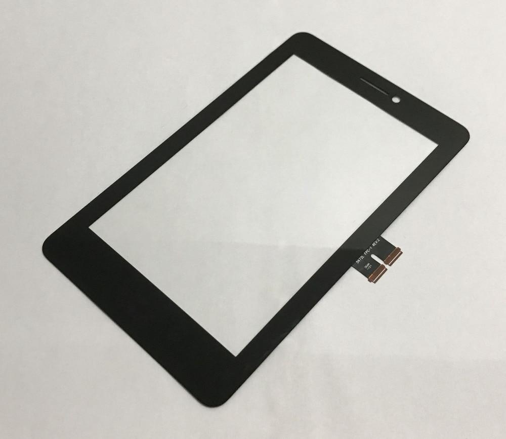 Black Touch Screen Glass Digitizer Sensor For Asus Fonepad 7 Memo HD 7 ME175 ME175CG K00Z Repair Replacement replacement new lcd display touch screen assembly for asus me175 k00s me175cg k00z 7 inch black free shipping