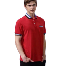 Brand New Mens Polo Shirts Cotton Man Short Sleeve Camisas Polos Casual Male Turn-down Collar Homme Quick Dry Polo Shirt 3XL