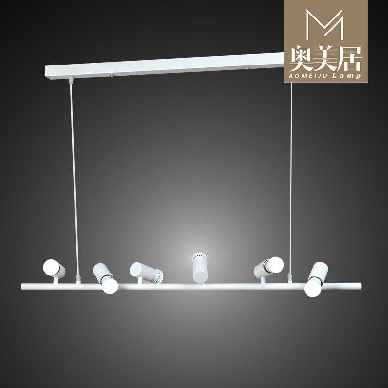 ФОТО modern  LED white iron bird chandelier  personalized art  bar restaurant