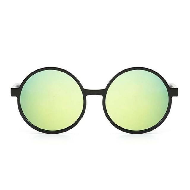 ZBHwish Classic Round Sunglasses Women Brand Designer Retro Sun Glasses Stylish Trend Eyewear Unisex Men High Quality Sunglasses