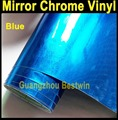 3M a lot Free shipping high quality car wrap vinyl sticker car wrap chrome with bubble free BW-102