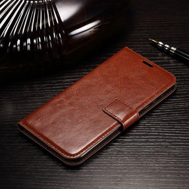 Funda de cuero PU para HUAWEI P Smart Z/Y9 Prime 2019 estilo clásico de libro suave TPU Flip cartera cubierta