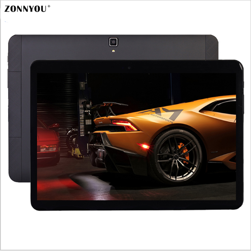 10 1 Inch Tablet PC Android 6 0 Tab Pad 4GB RAM 32GB ROM Octa Core