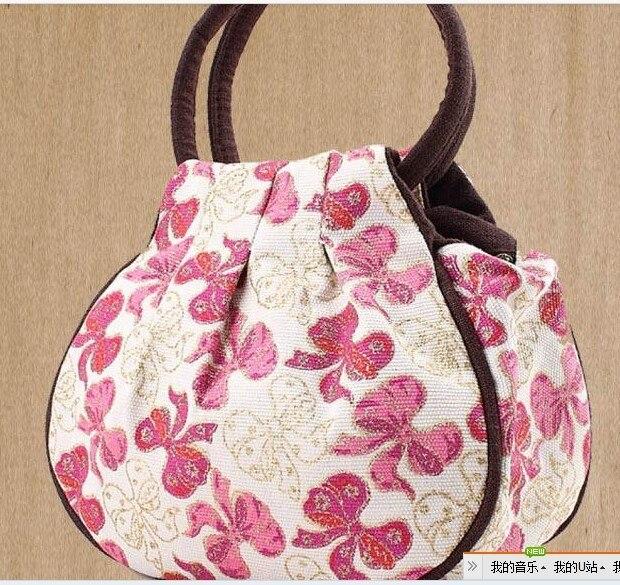 Free Shipping 2017 Fashion Stylish Handmade High Quality Mini Small Cute Cloth Bag Designer