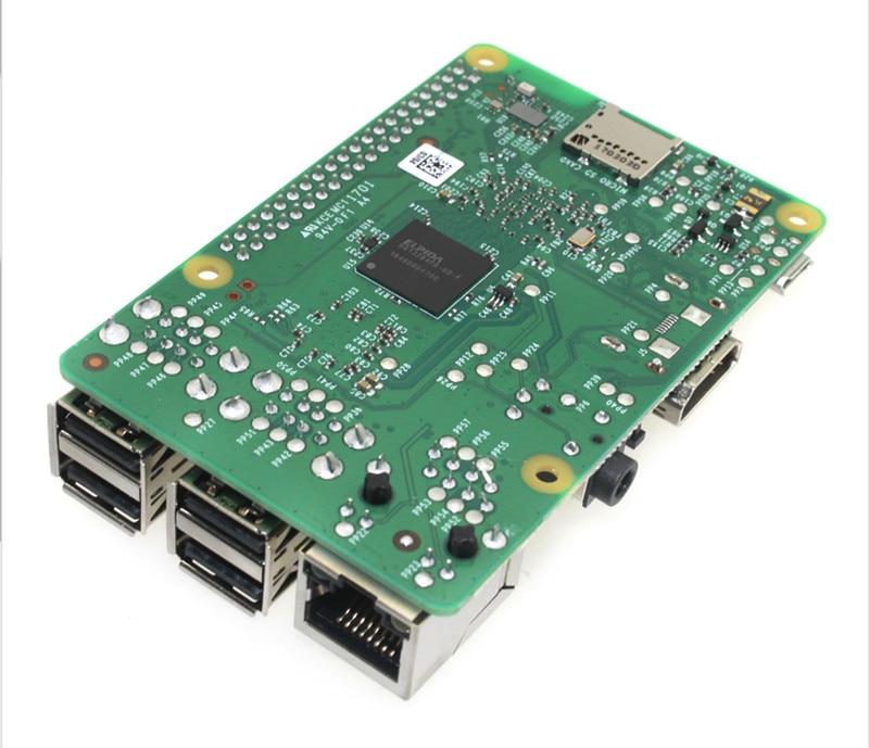 Original Element14 Raspberry Pi 3 modèle B BCM2837 1.2G raspberry pi 3 avec WIFI et Bluetooth - 3
