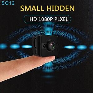Image 3 - Original FULL HD 1080P Mini Cam WIFI Camera SQ13 SQ23 SQ11 SQ12 Night Vision Waterproof Shell CMOS Sensor Recorder Camcorder