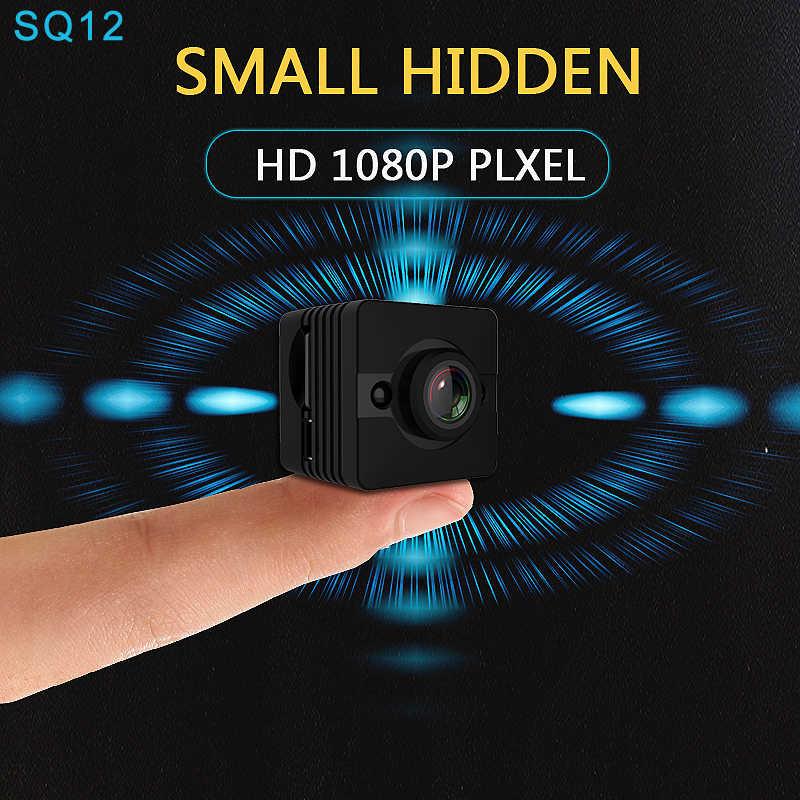 Originele Mini Cam WIFI Camera SQ13 SQ23 SQ11 SQ12 FULL HD 1080P Nachtzicht Waterdichte Shell CMOS Sensor Recorder camcorder