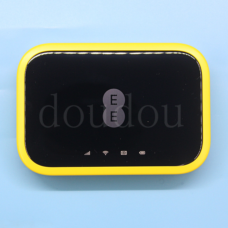Débloqué Alcatel EE120 Cat12 600 Mbps Portable 4300 mAh batterie 4G LTE Mobile WiFi routeur 4GEE WIFI et chargeur PK E5786S E5577