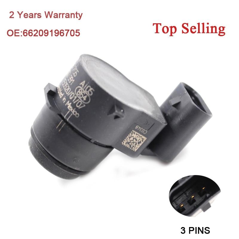 YAOPEI PDC Parksensor Sensor Parkir Untuk BMW E81 E82 E88 E90 E91 E92 E93 E84 66209196705 9196705 66206934308