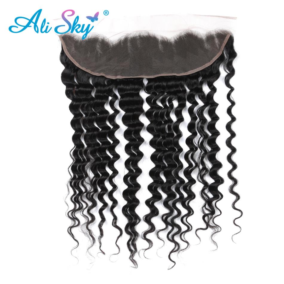 High Quality closure frontal