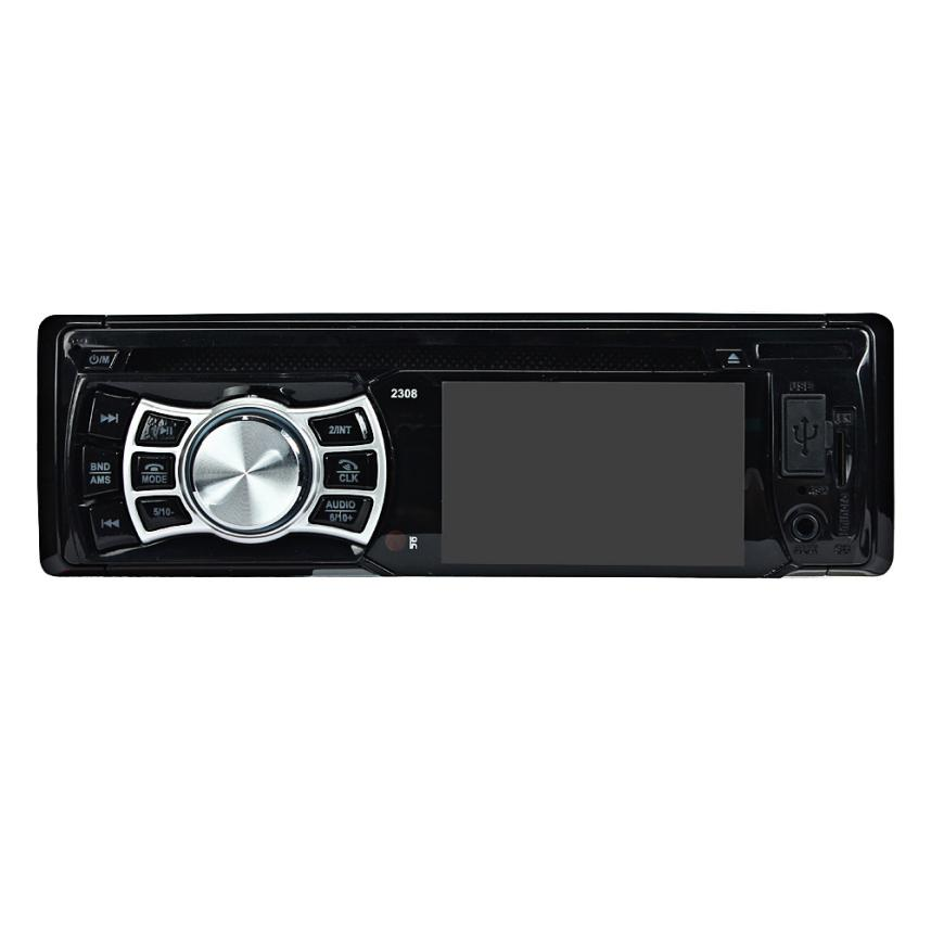 2018 HOT SALE Car Stereo In-Dash FM Aux Input DVD/CD USB MP3 Receiver Player 2308   Car Interior  YYH*  best price Vicky pantera pantera reinventing hell the best of pantera cd dvd